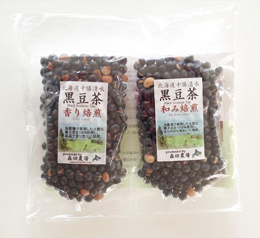 黒豆茶|小豆 らいふ 十勝小豆森...